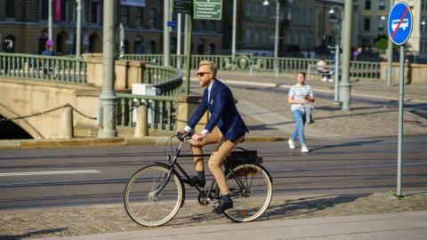 Visionen med 15-minutersstaden, som utvecklats i Paris, går ut på att invånarna ska ha tillgång till det mesta de behöver till fots eller på cykel på just 15 minuter.  Bild: Shutterstock