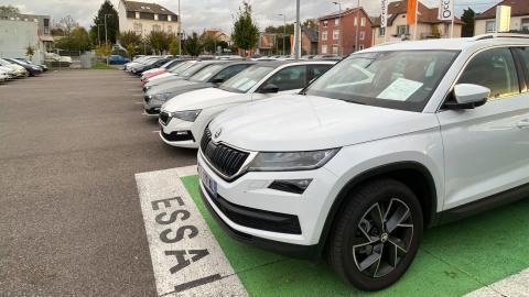 Antalet stadsjeepar och andra suv-bilar i Frankrike har ökat med 700 procent på tio år och står idag för 40 procent av nybilsförsäljningen.  Bild: Shutterstock