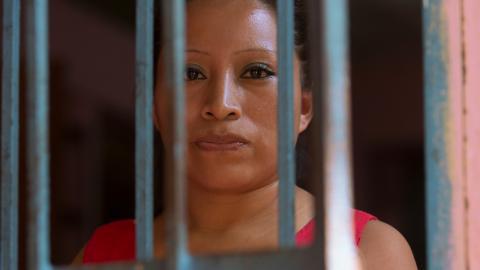 Teodora del Carmen Vásquez dömdes till 30 års fängelse efter att ha fått ett missfall. Amnesty International