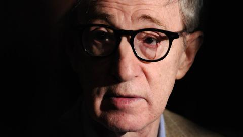 Woody Allen. Peter Kramer/AP