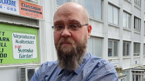 Daniel Carlenfors. Bild: Privat