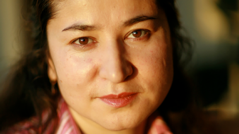 Professor Rahile Dawut, välkänd expert på mazar – muslimska helgongravar – och uiguriska folktraditioner,  är försvunnen sedan 2017.  Bild: Press