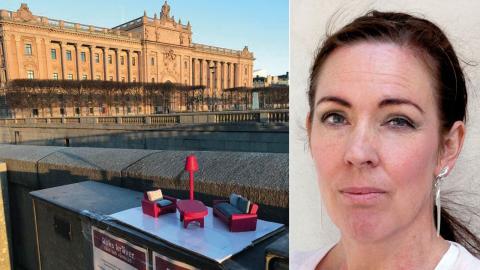 Samhället sviker våldsutsatta kvinnor. Insatserna minskar. Nu måste Sverige som nation ställas till svars, skriver Roks ordförande Jenny Westerstrand. Bild: Roks/Press, Frida Ekman/Roks,press