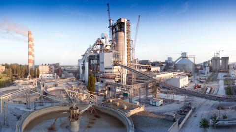 Idag exporterar EU mer cement än vad det importerar, men det tros vara på väg att ändras.  Bild: Shutterstock
