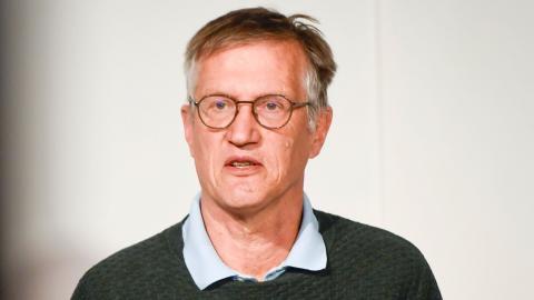 Anders Tegnell, statsepidemiolog, Folkhälsomyndigheten. Bild: TT/Carl-Olof Zimmerman