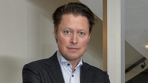 Fredrik Gren, vd Ambea.