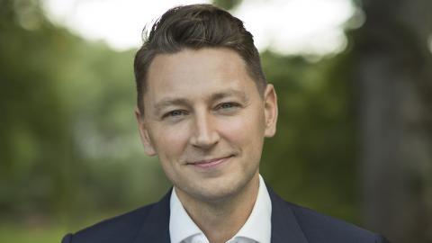 Rasmus Nerman, vd Humana.