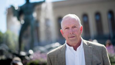 Mediebolaget Stampen tas över av norska Polaris och tidigare ägaren Peter Hjörne blir utköpt för 53 miljoner kronor.  Bild: Björn Larsson Rosvall/TT