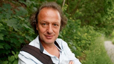 Christian Azar, professor i energi och miljö vid Chalmers  Bild: Martina Liljedahl
