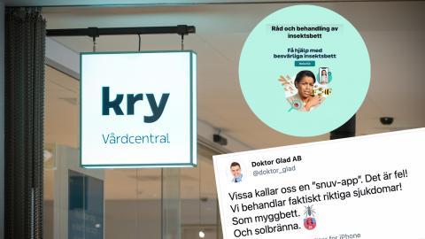 Bild: Skärmdumpar / Gustaf Månsson/SvD/TT