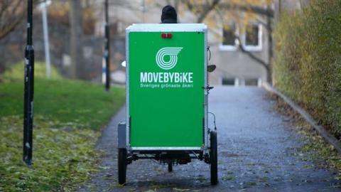 Move by bike har granskats av Dagens ETC i en rad artiklar. Bild: Hossein Salmanzadeh