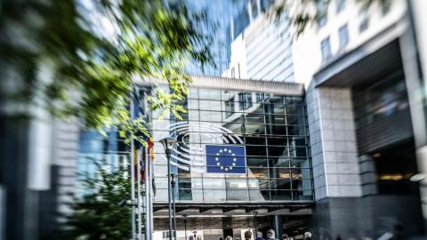 Idag röstar EU-parlamentet om en resolution om sexuell och reproduktiv hälsa och rättigheter (SRHR). Bild: Yvonne Åsell/SvD/TT