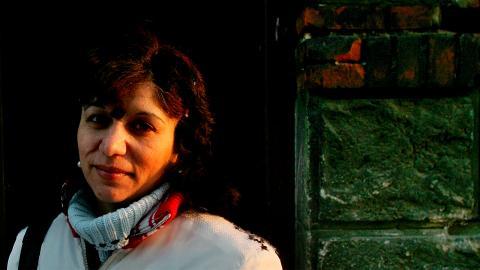 Elena Gorolova är en av överlevarna av tvångssteriliseringen.  Bild: Petr David Josek/TT