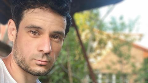 Boldizsár Nagy M har bestämt sig för att lämna Ungern på grund av regeringens hbtq-fientliga politik.  Bild: Privat