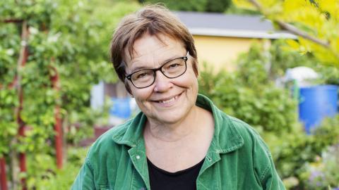 Lena Israelsson.
