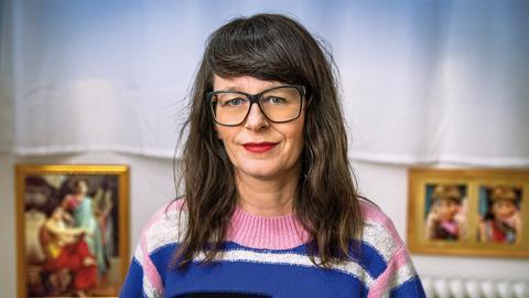 Anna Charlotta Gunnarsson.  Bild: Adam Sundman