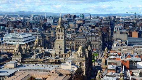 COP26 hålls i Glasgow. Bild: Shutterstock